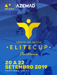 4.ª Azemad Elite Cup 2019 - Meia Final (15H00)