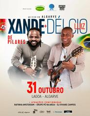 Show Xande de Pilares e Délcio Luiz
