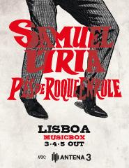 Samuel Úria - Pés de Roque Enrole #2 *02041019*