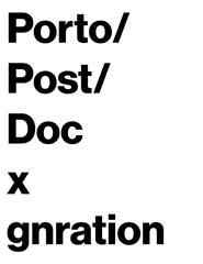 Bilhete Geral - PORTO/POST/DOC x gnration