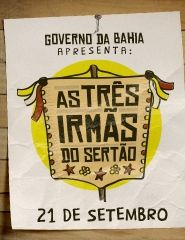 AS TRÊS IRMÃS DO SERTÃO