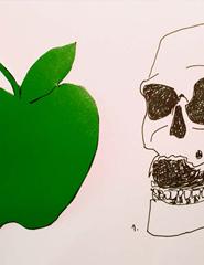 GUELRA: Uma maça e uma cadáver, por Miguel Bonneville.