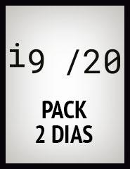 i9/20 - Pack 2 dias