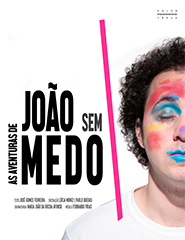 AS AVENTURAS DE JOÃO SEM MEDO
