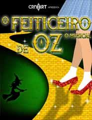 O Feiticeiro de Oz - O musical
