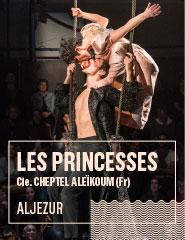 LES PRINCESSES (Aljezur)
