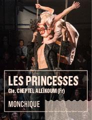 LES PRINCESSES (Monchique)