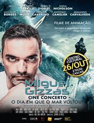 Cine-Concerto O DIA EM QUE O MAR VOLTOU
