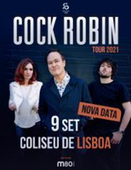 COCK ROBIN | TOUR 2021