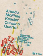 Amado/McPhee/Kessler/ Corsano Quartet