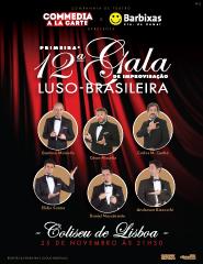 Commedia a La Carte&Barbixas|1ª12ªGala de Improvisação Luso-Brasileira