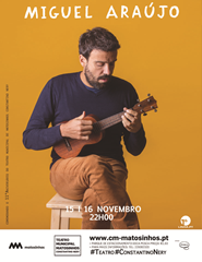 Casca de Noz - Miguel Araujo