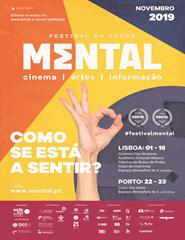 M-TALK + FILME TEMÁTICO (Porto) - Festival Mental '19