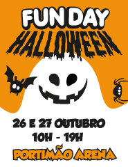FunDay Halloween 2019 - 26 de Outubro