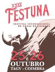 XXIX FESTUNA - Festival Internacional de Tunas de Coimbra