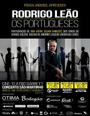 Rodrigo Leão - Concerto de São Martinho