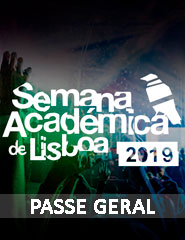 Semana Académica de Lisboa | Passe Geral 2019