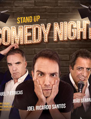 Stand Up Comedy Night - Urzelina (Velas)