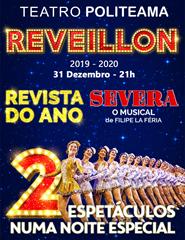 Réveillon - SEVERA - O Musical