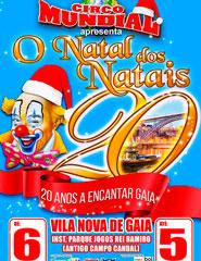 Circo de Natal 2019