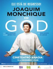 GOD com Joaquim Monchique
