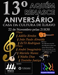 13º Aniversário da Associação Aquém Renasce