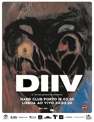 DIIV  + Chastity| Hard Club