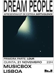 Dream People | Apresentação de Soft Violence *02211119*