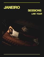 JANEIRO SESSIONS LIVE TOUR
