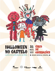 Halloween no Castelo - Infantil