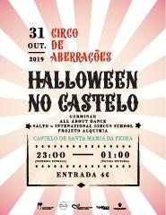 Halloween no Castelo