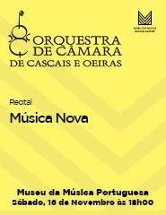 MÚSICA NOVA – Recital OCCO