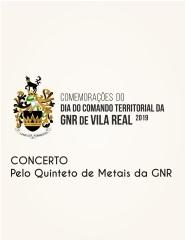 Concerto pelo Quinteto de metais da GNR