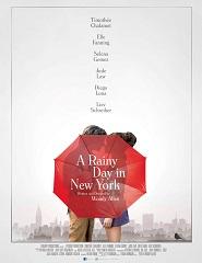 Um Dia de Chuva em Nova Iorque- 19h40