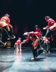 Workshop de Dança Randai - Dança Tradicional da Indonésia