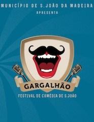 Gargalhão - Gilmário Vemba, Fenando Rocha, Serafim, Sofia Bernardo