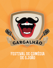 Gargalhão - Gilmário Vemba, Fernando Rocha, Serafim, Sofia Bernardo