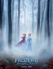 FROZEN 2- O REINO DO GELO 3D