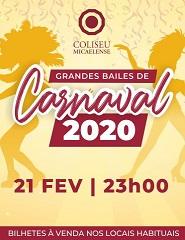 Grande Baile Carnaval 2020 Sexta-feira