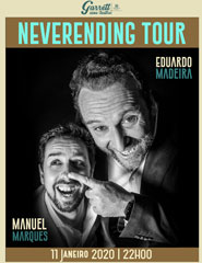 Manuel Marques & Eduardo Madeira - Neverending Tour