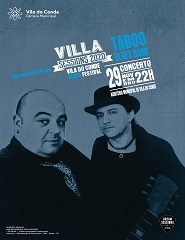 Apresentação do Villa Sessions 2020 - Vila do Conde Blues Festival