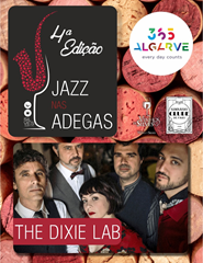 JAZZ NAS ADEGAS | THE DIXIE LAB | 17:00