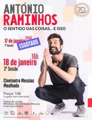 António Raminhos - O Sentido das Coisas...e isso