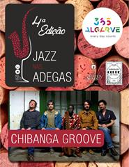 JAZZ NAS ADEGAS | CHIBANGA GROOVE | 21:00