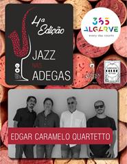 JAZZ NAS ADEGAS | EDGAR CARAMELO QUARTETO | 21:00