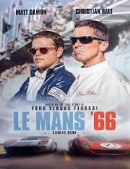 Le Mans'66: O Duelo 14h30 17h30 21h30