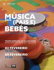 20 Música para (Pais e ) Bebés-- 09 Fev