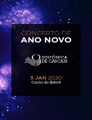 Sinfónica de Cascais – CONCERTO DE ANO NOVO 2020