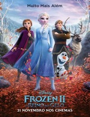 Frozen 2 - O Reino do Gelo (VP) --------------- 2D