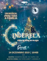 Cinderela - A Ceia de Natal no Palácio